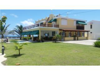 Bo. Fortuna,Luquillo, P.R./ Casa de Playa