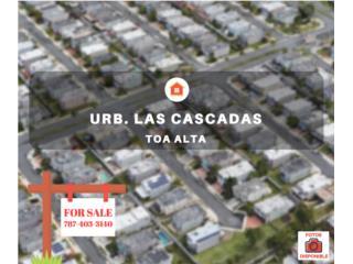 LAS CASCADAS TOA ALTA - OFERTE/LIQUIDACION