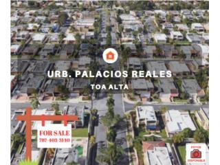 PALACIOS REALES - REPOS NUEVAS EN LIQUIDACION
