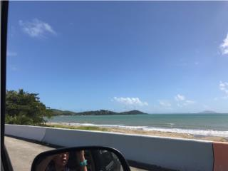 Tropical beach naguabo