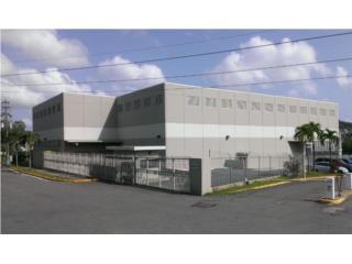 53,007 SF Industrial Bldg. Guaynabo