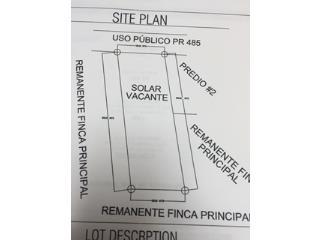 2,500 MC APROX SOLAR EN PR 485 EN QUEBRADILLAS