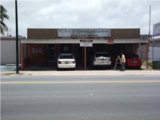 Edificio Comercial en Ave. Campo Rico