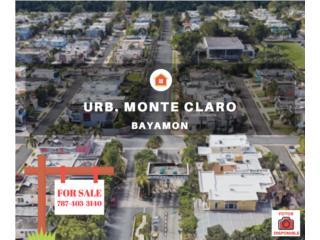 URB. MONTE CLARO - VARIAS REPO - 4HAB/2.5B