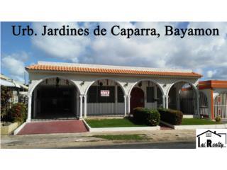 Jardines de Caparra - Remodelada y ampliada