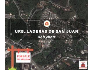 LADERAS DE SAN JUAN - REPO NUEVO DISPONIBLE