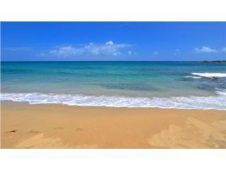 Frente playa de Isabela 2 solares 2,000 mts.