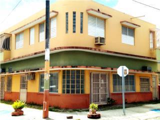 EDIFICIO 5 APTO y 3 LOCALES COM, RIO PIEDRAS