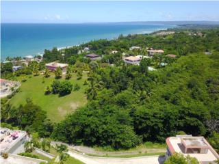 2 acres across the street from the Beach