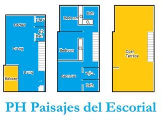 PH, PAISAJES DE ESCORIAL  OFERTE !!!