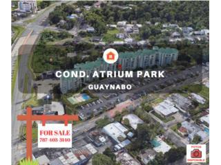 COND. ATRIUM PARK, GUAYNABO (CARR.199) - FHA