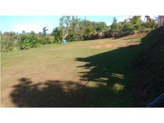 Terreno en area privada en Aguada