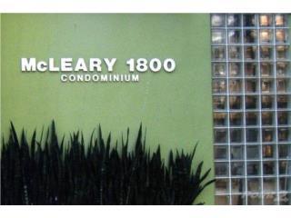 MCLEARY 1800 CONDADO R01
