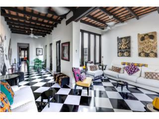 Old San Juan - Colonial Style Residence OPTIONED