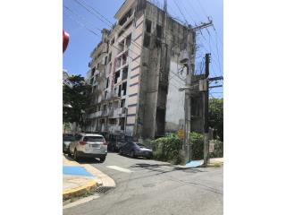 LOIZA STREET,23 APTS WITH 1,200 SQ FT RETAIL SPACE