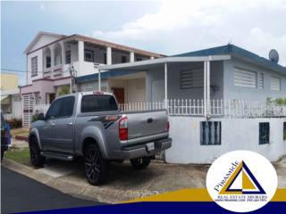 Prop. de dos unidades en Los Pinos, Humacao