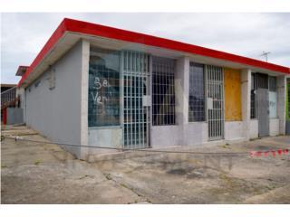 Propiedad Comercial Bayamon Antigua Panaderia
