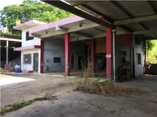 Former Auto Body Shop in Trujillo Alto