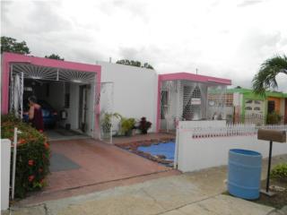 Villas de Rio Grande, Calle 21, Rebejada