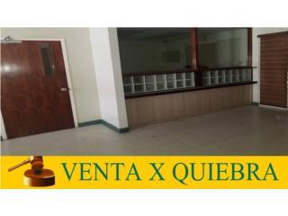 Edificio A. Porrata Pila, Venta x Quiebra!