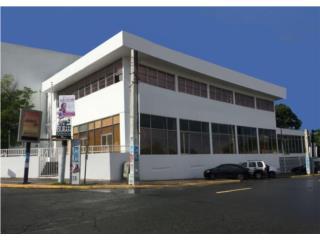 Santurce Commercial Building - FOR SALE