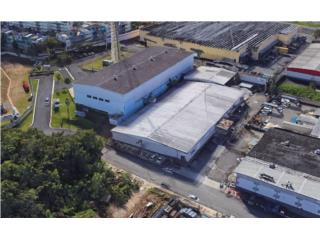 Industrial Property for Sale Bayamón
