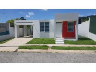 Urb. Portales de Jacaboa casa 3/1 $68,500