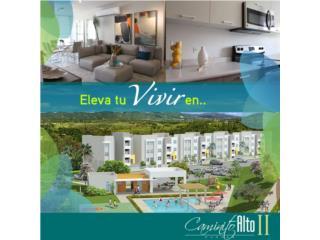 Apartamentos Nuevos Caminito Alto de Gurabo