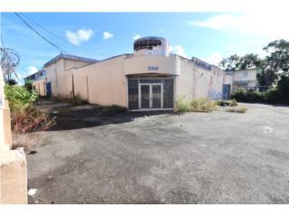 11,000sqft Storage & Office in Santurce
