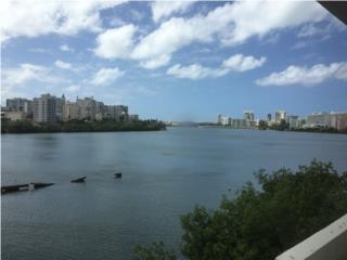 Condado 4B Cond. Del Mar lagoon views