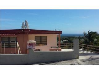 Casa en cemento Punta Diamante, Ponce