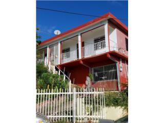 Bonita casa de 2 niveles Bo Corazon Guayama