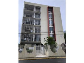 Santurce Apto de 2 habs  100% Financiamiento