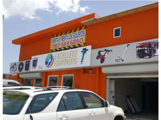 Edif comercial con locales para oficinas prof