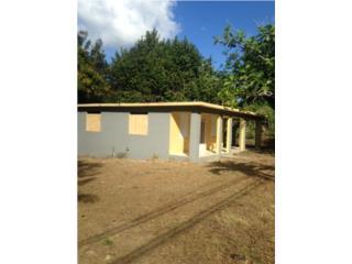 Casa en area de campo en Ponce