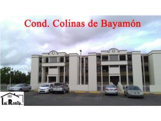 Colinas de Bayamon - Garden con patio, equip.