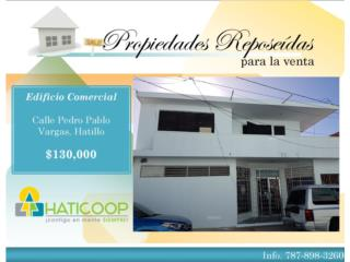 Edificio Comercial Hatillo 2 Plantas