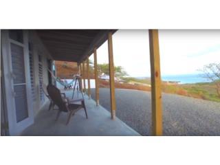 Casa con 2 cuerdas en Culebra Autosustentable !