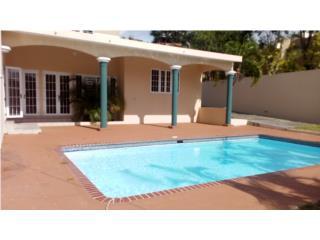 Urb. El Monte, 7h-4b, piscina, $475k
