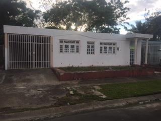 HUD HOME 3BED/2BATH D-25 ST. VILLAS DE LOIZA