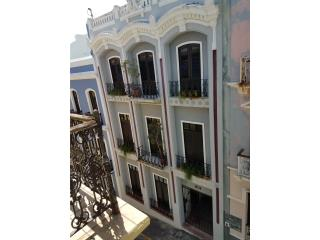 San Justo Street, Old San Juan