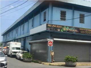 EDIFICIO COMERCIAL PUEBLO BAYAMON ESQUINA 890k