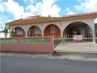 Casa en Barrio Limones Yabucoa