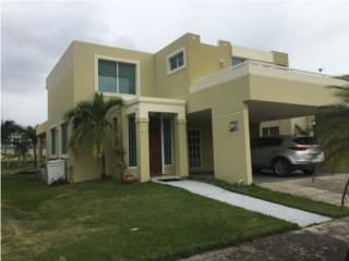 Mansiones del Caribe, mucho patio