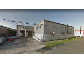 **13,500 p/c Almacen / Office / Loading Docks**