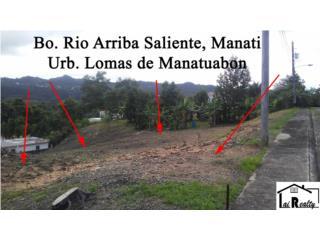 Lomas del Manatuabon - 1,740 m/c, cont. acceso