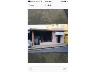 Ganga- casa 4 cuartos, 1baño, 35