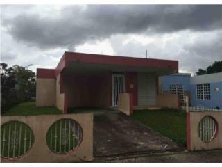 Brisas de Lares Casa 3H/1B/OPCIONADA