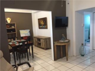 Apartamento amueblado y remodelado.
