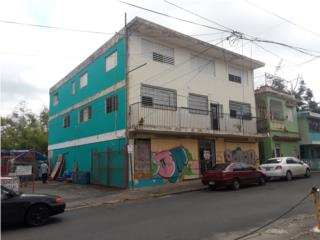 CAYEY,PUEBLO,EDIFICIO DE TRES NIVELES,$95K